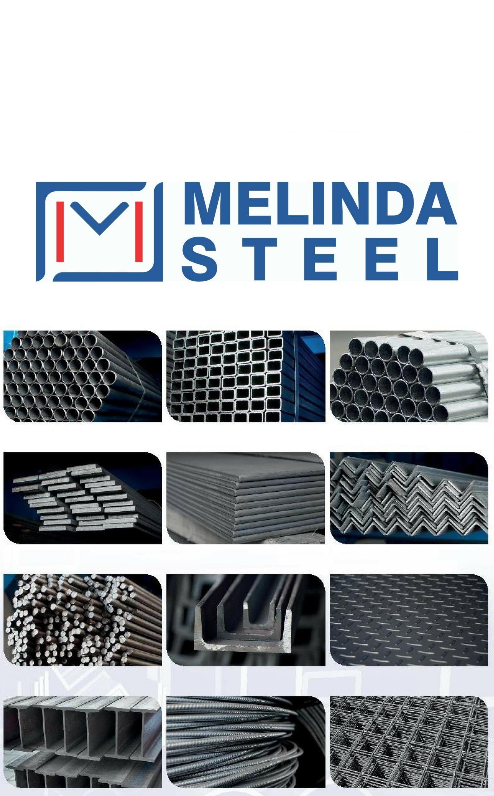 Melinda Steel, specialişti în oţel