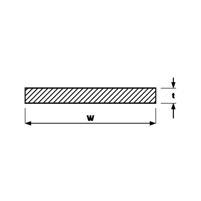 Profil lat din otel