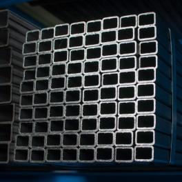 Ţeavă rectangulară şi pătrată
