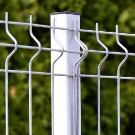 Stâlp de gard zincat