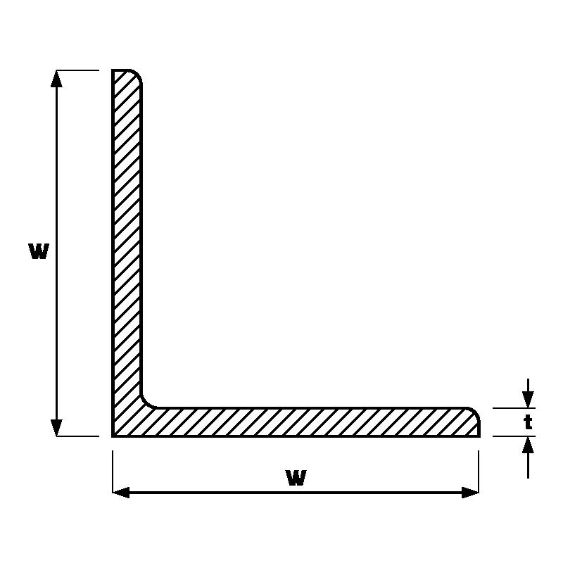 Profil cornier din otel