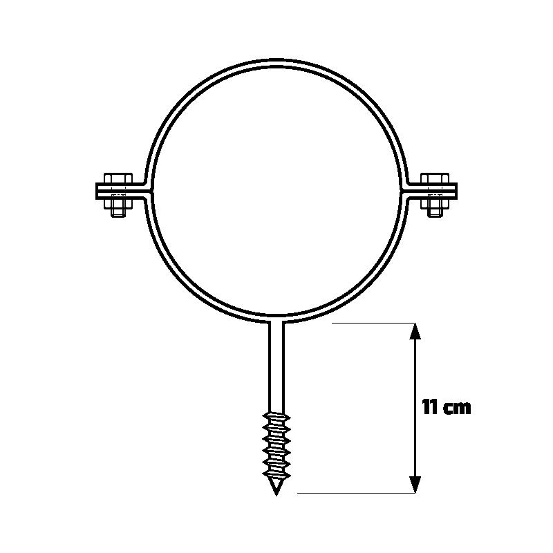 Brățară cu tijă scurtă